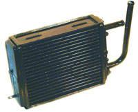Радиатор отопителя ВАЗ 2101, 03, 05, 07 (2-х рядный) (пр-во г.Оренбург)