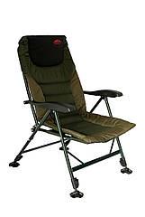Кресло Tramp Delux TRF-042. Кресло для пикника. Раскладное кресло для отдыха. Раскладной стул.