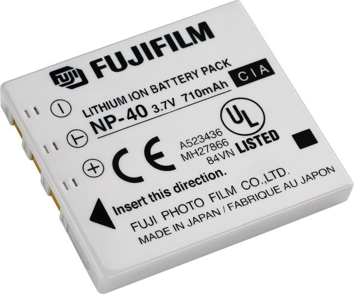 АККУМУЛЯТОР FUJI FNP-40 3.7V 780mAh Li-Ion