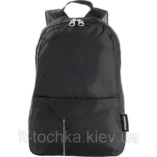 Городской рюкзак tucano bpcobk compatto xl backpack packable black на 25 литра
