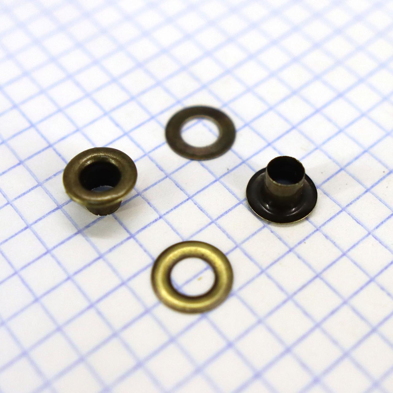 Люверс 5 мм антик a3813 t5040 (1000 шт.)