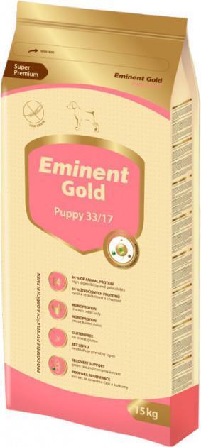 Сухий Корм Eminent Gold Puppy 15 кг
