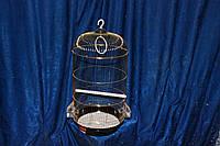 Клетка для птиц А309D Высокая Золотая Клетка
