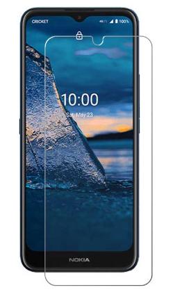 Гідрогелева захисна плівка AURORA AAA на Nokia C5 Endi на весь екран прозора, фото 2