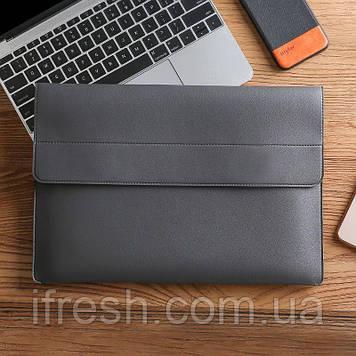 "Чехол - конверт для Ноутбука 14"", Dark grey"