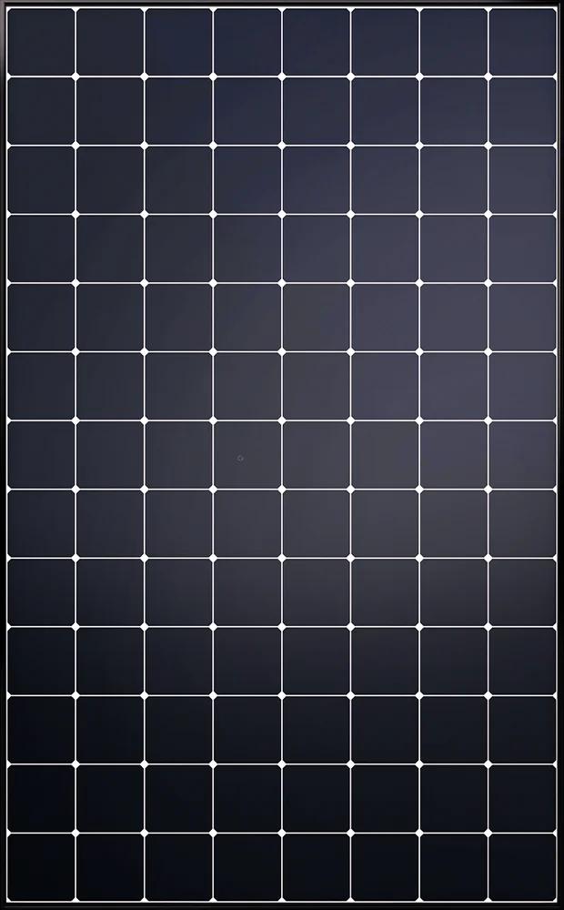 Солнечная панель SunPower Maxeon (солнечная батарея,фотомодуль,зеленый тариф,солнечная электростанция)