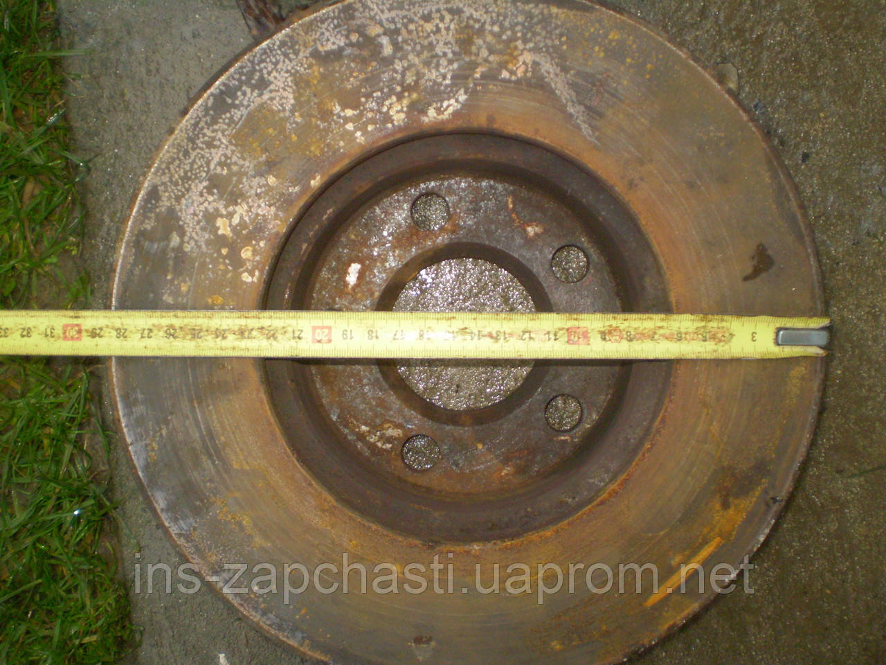 Тормозной диск передний Sharan Alhambra Galaxy