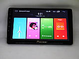 "2din Pioneer 8809 10"" IPS Экран GPS / 4Ядра / 1Gb Ram / Android, фото 3"