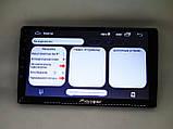 "2din Pioneer 8809 10"" IPS Экран GPS / 4Ядра / 1Gb Ram / Android, фото 8"