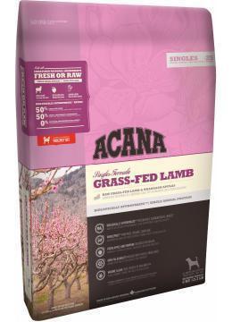 Сухий корм Acana Grass-Fed Lamb 6 кг для собак з чутливим травленням всіх порід і віку (ягня)