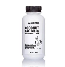 Маска восстанавливающая для волос с кокосовым маслом Mr. Scrubber My Coco Oil 250ml
