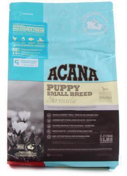 Сухий корм Acana Puppy Small Breed 6 кг для цуценят дрібних порід (курча, камбала)