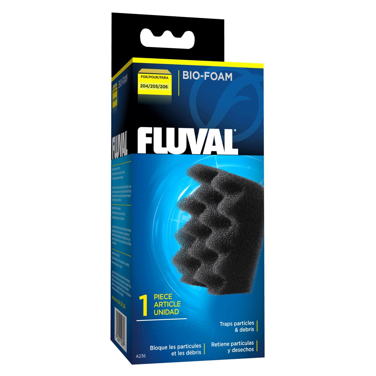 Губка Fluval «Bio-Foam» (для внешнего фильтра Fluval 204 / 205 / 206)