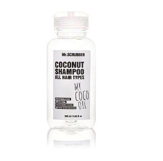 Натуральный шампунь с кокосовым маслом Mr. Scrubber My Coco Oil 250 мл