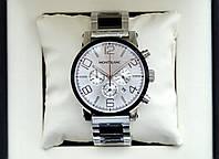 Montblanc Time Walker Steel Silver AAA часы мужские классические кварцевые наручные с хронографом