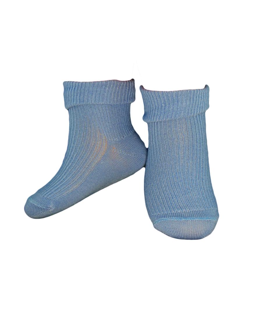 Шкарпетки дитячі Дюна 401 голубий