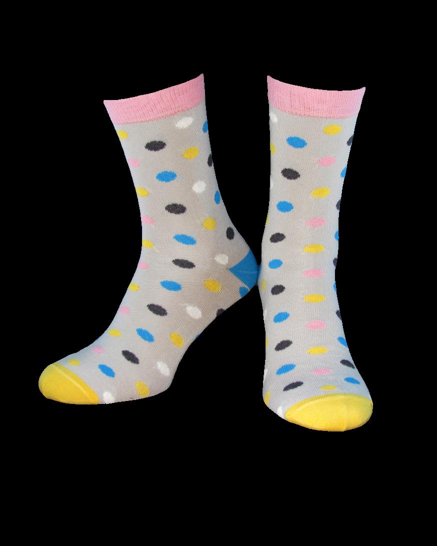 Шкарпетки дитячі Дюна 474 світло-сірий