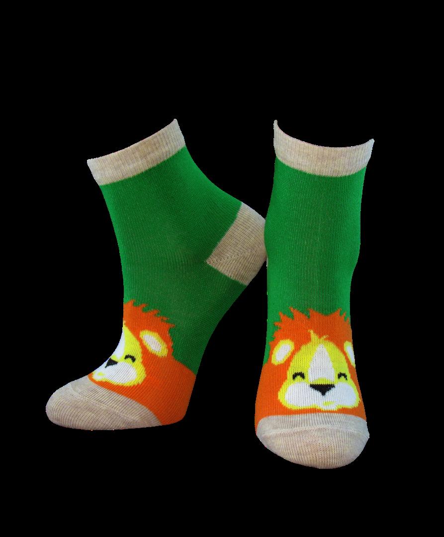 Шкарпетки дитячі Легка Хода 9261 зелений