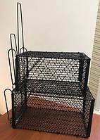 Мишоловка-клітка металічна / Крысоловка-металева клітка