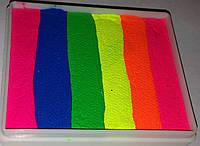 Аквагрим DIAMOND FX сплит-кейк Цветной всплеск 50 гр, фото 1