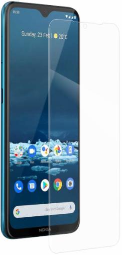 Гідрогелева захисна плівка AURORA AAA на Nokia 5.3 на весь екран прозора