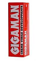 Массажный крем для мужчин Gigaman Erection Develop