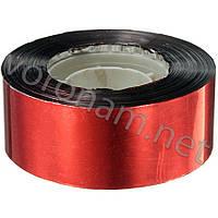 Стрічка світловідбиваюча червона / Лента светоотражающая красная, фото 1