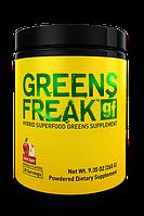 Pharma Freak® Спецпродукты PhF Greens Freak, 265 gr.Создана специально для культуристов и тяжелоатлетов.