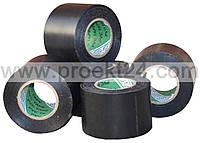 Скотч, лента пвх (pvc) 38мм*25м.п. черный