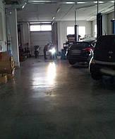 Установка светодиодных ламп в головной свет в мотоцикл Yamaxa R6 2