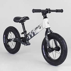 "Велобег Corso ""Skip Jack"" 11057, колесо 12"", алюминиевая рама, амортизатор"