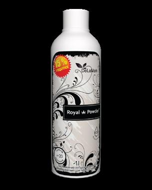 Гель для прання Royal Powder Black, 1 л  ТМ Delamark