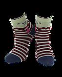 Носки детские Олми 4311 063 светло-серый, фото 2