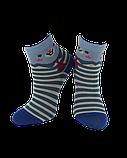 Носки детские Олми 4311 063 светло-серый, фото 3