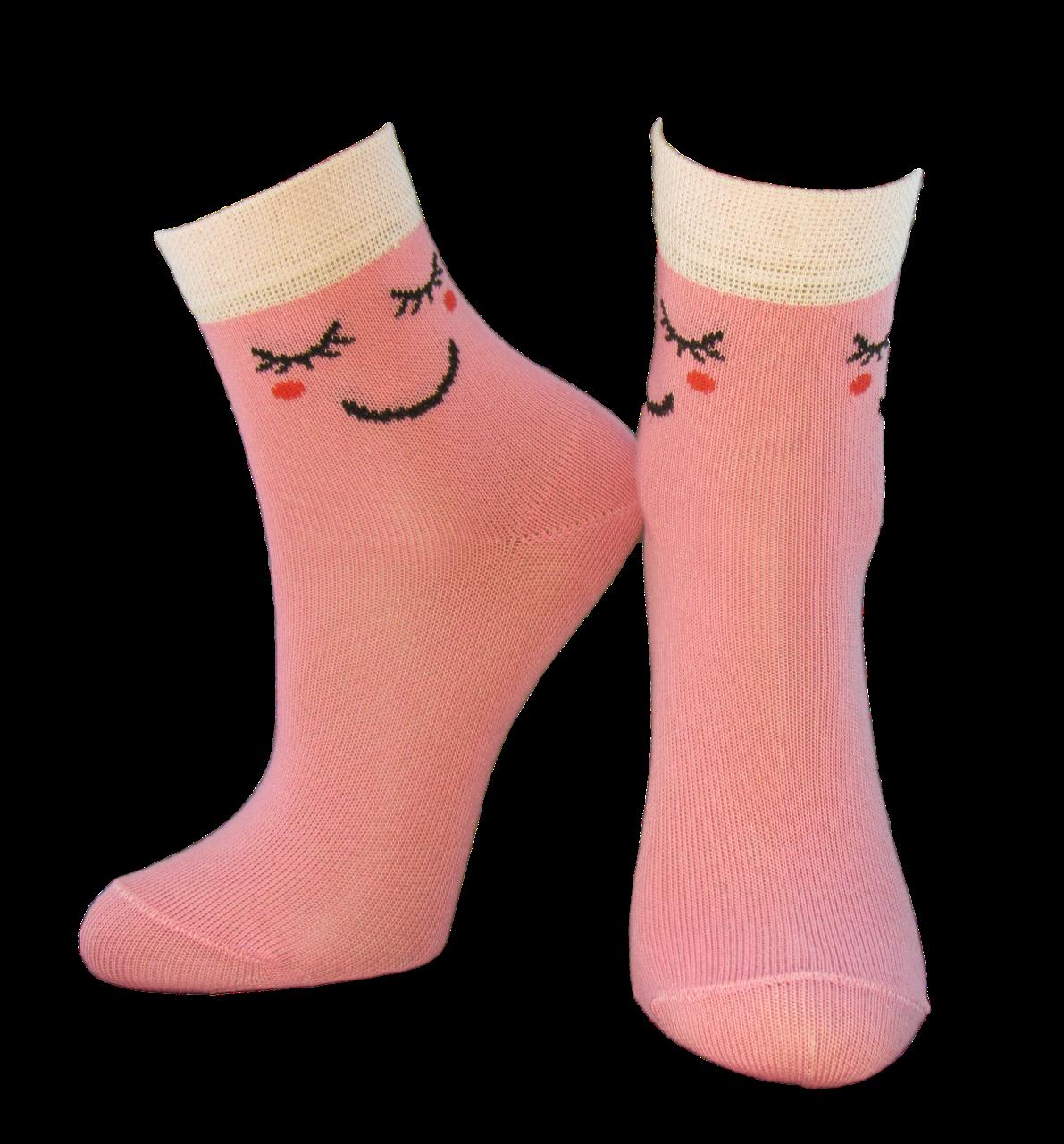 Шкарпетки дитячі АфРика 310к 1126 рожевий