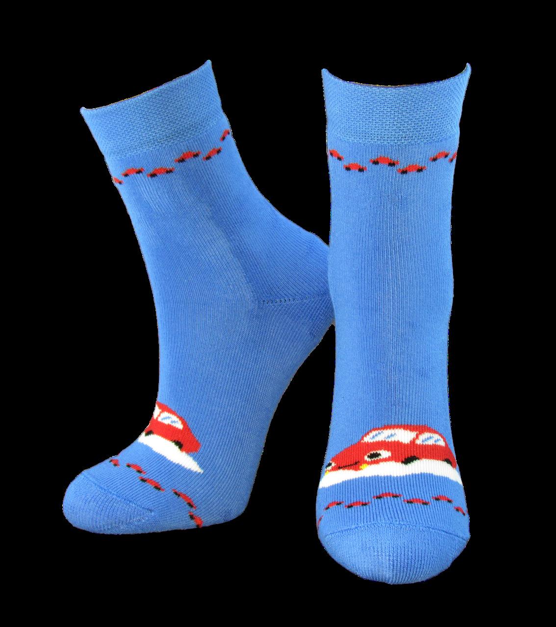 Шкарпетки дитячі АфРика 310м 1171 блакитний