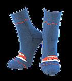 Шкарпетки дитячі АфРика 310м 1171 блакитний, фото 2
