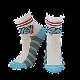 Шкарпетки дитячі Kid Step 008 Bang menthol, фото 2