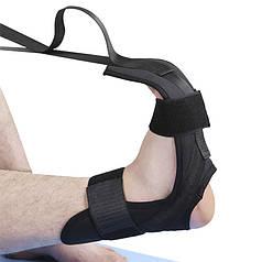 Пристосування для підйому ноги Lesko після травми з паралізованою кінцівки в гіпсі