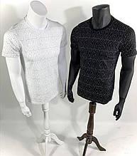 Мужская футболка Bikkembergs CK2344 белая