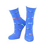 Шкарпетки дитячі Kid Step 836 Приставка blue, фото 2