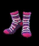 Шкарпетки жіночі Лонкаме 1504 001 блакитний, фото 4