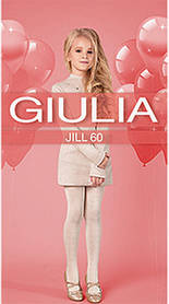 Колготки детские Джулия JILL 60 (4) cremea