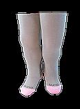 Колготки детские Дюна 490 светло-серый, фото 2