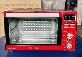 Печь электрическая Mirta MO-0137CR Dalim Rosso Электродуховка