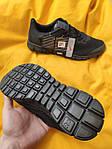 Мужские кроссовки Nike Free Run 3.0 (черные) стильные спортивные кроссы для бега D99, фото 4