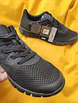 Мужские кроссовки Nike Free Run 3.0 (черные) стильные спортивные кроссы для бега D99, фото 6