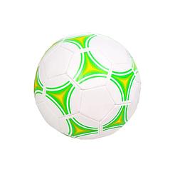 М'яч футбольний BT-FB-0220 EVA (Зелений)