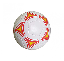 М'яч футбольний BT-FB-0220 EVA (Червоний)