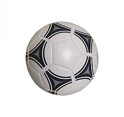 М'яч футбольний BT-FB-0220 EVA (Чорний )